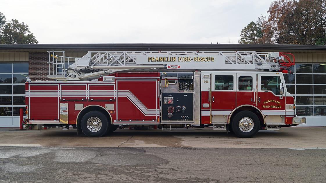 Apparatus   Franklin Fire & Rescue North Carolina